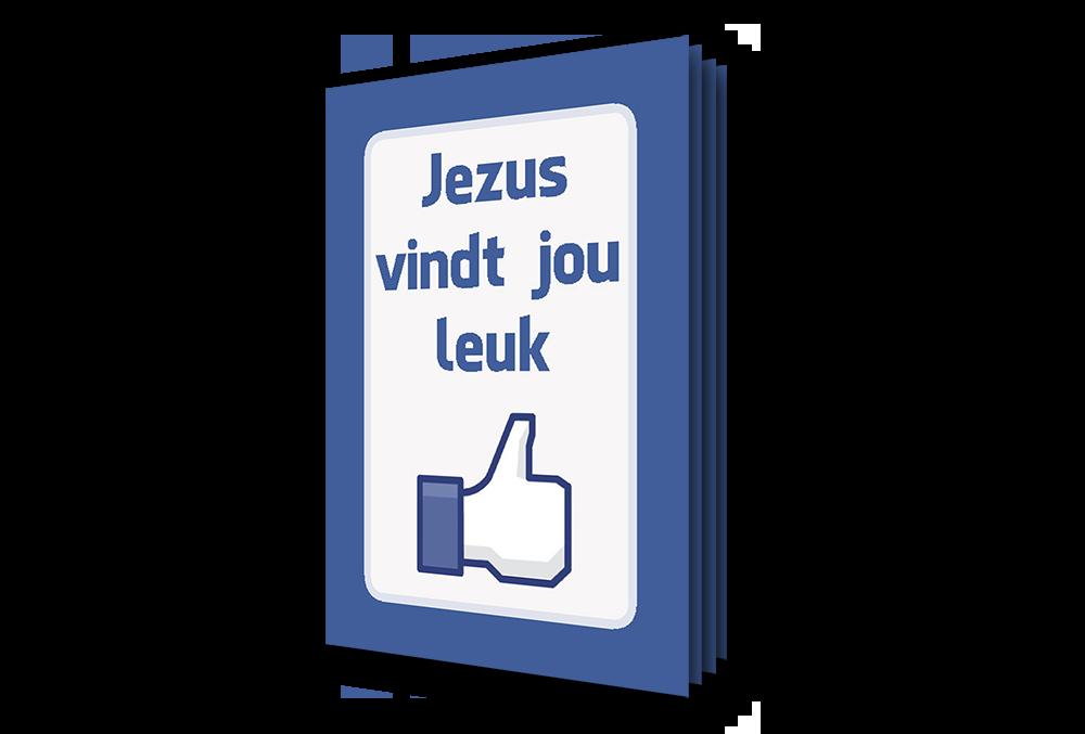 jezus vindt jou leuk